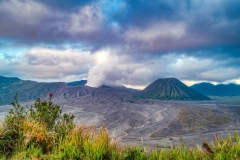 This active volcano at 2.400 meters height is well worth the visit